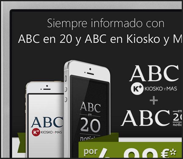 ABC en Kiosko y Más & Smart2me