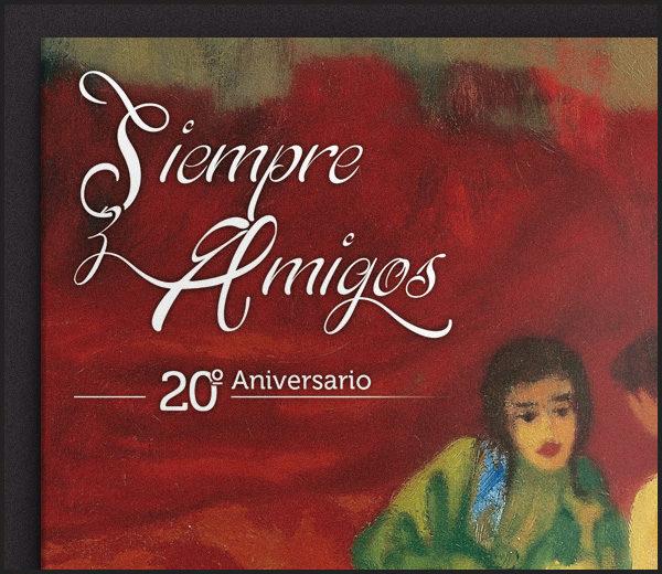 Guillermo R. Mingorance: Siempre Amigos