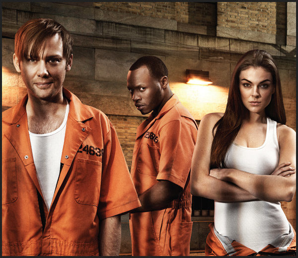 Fox Crime: Breakout Kings