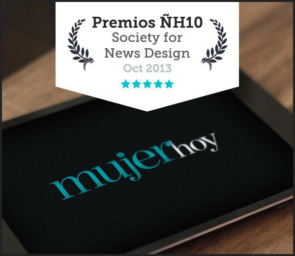 MujerHoy: Tablet
